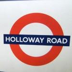 Holloway Road Tube Station London