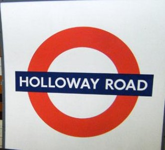 Holloway Road Tube Station