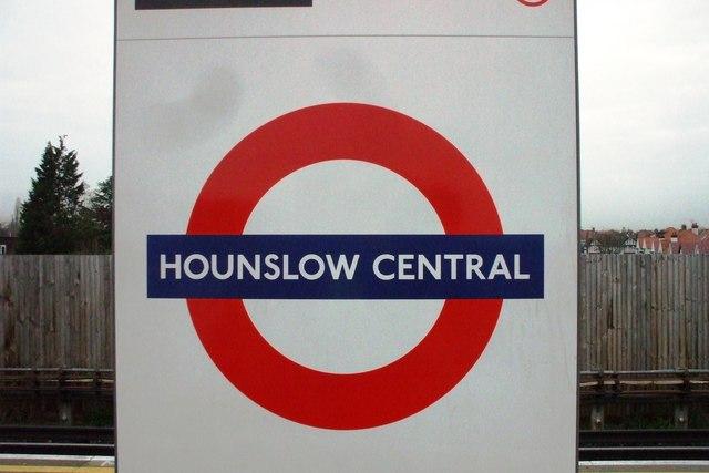 Hounslow Central tube station