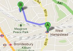 How to Get to Beckford Primary School