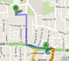 How to Get to Old Church Nursery School