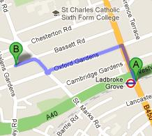 How to get to Bassett House School