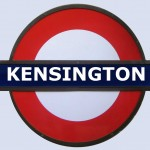 KENSINGTON tube Station