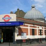 Kennington Tube Station