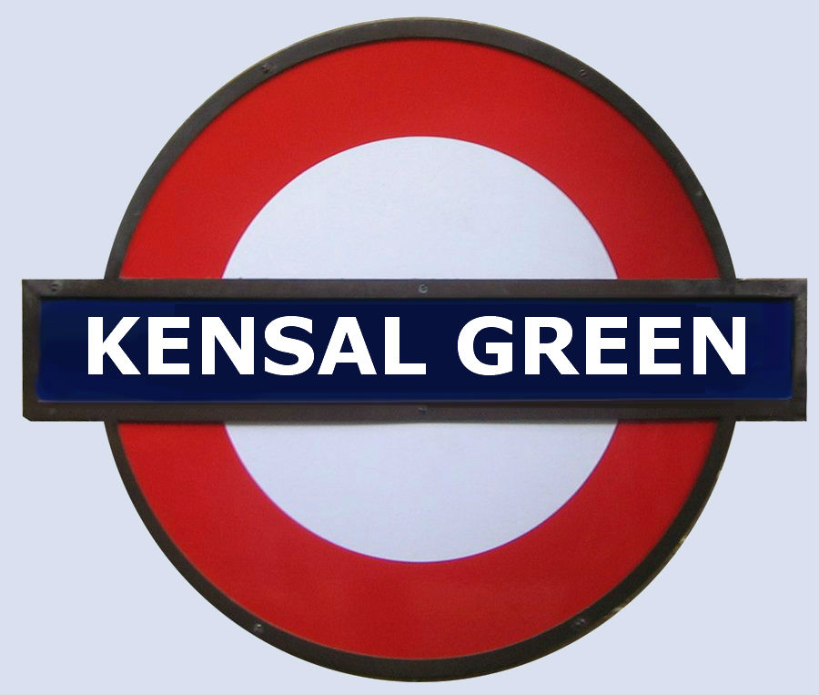 Guide to Kensal Green Tube Station in London