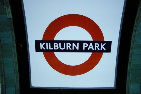 Kilburn Tube Station