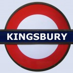 Kingsbury tube Station