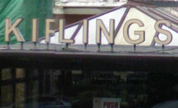 Kiplings restaurant