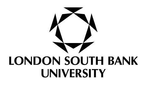 LSBU logo