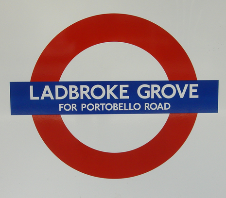 Guide to Ladbroke Grove Tube Station in London