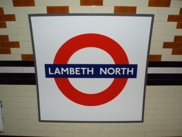 Guide to Lambeth North Tube Station in London