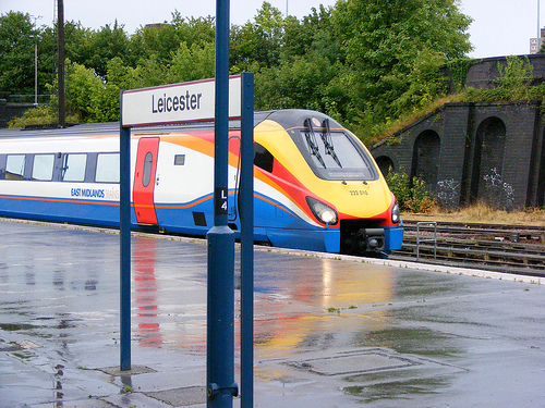 London to Leicester