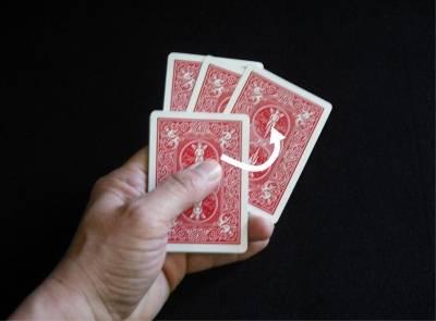 Magical Cut Card Trick