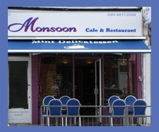 Monsoon Cafe