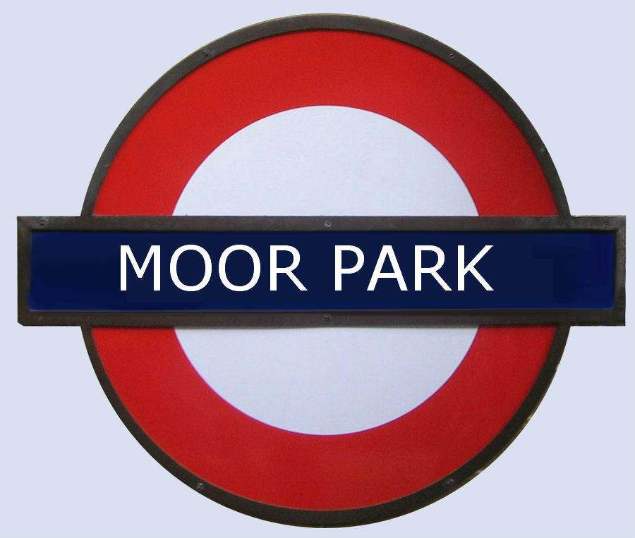 Moor Park tube Station