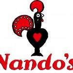 Nando's Restaurant Locations in London