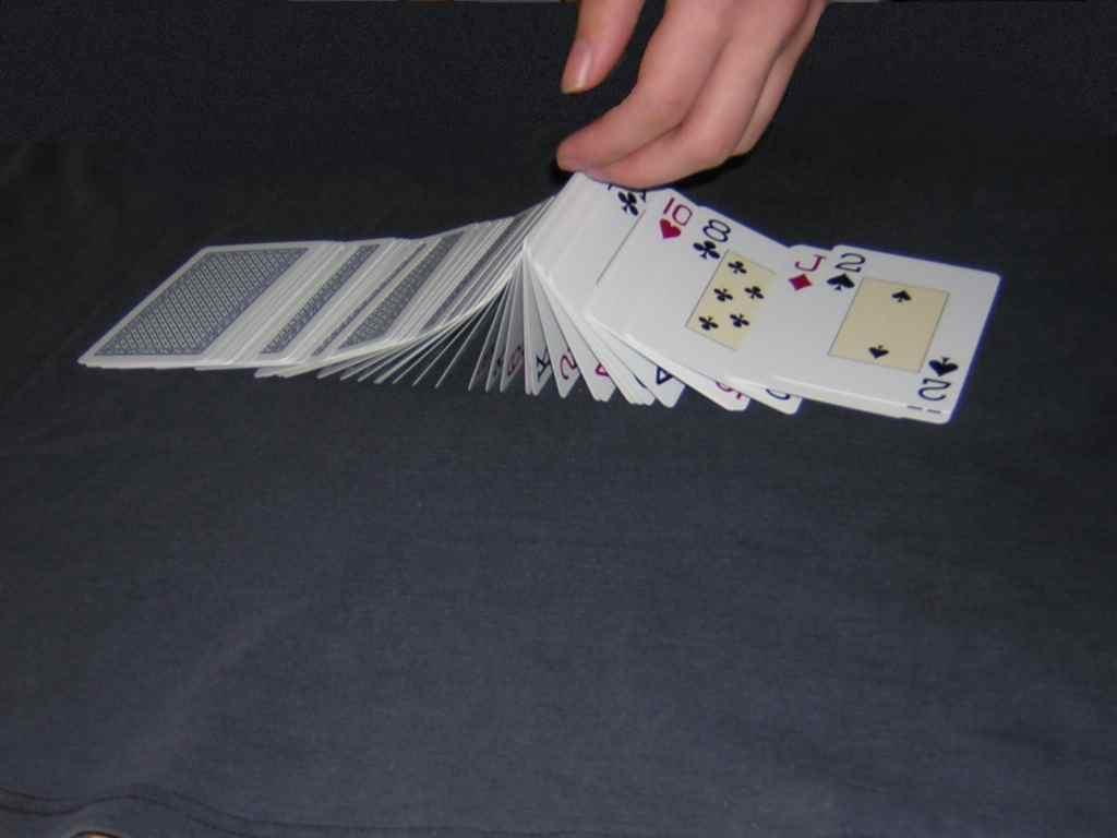 Quick Flip Card Trick