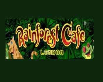 Rainforest Cafe in London