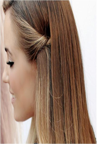Cute Hairstyles for Long Hair Step by Step