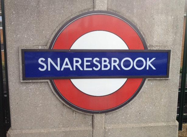 Snaresbrook Tube Station