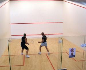 Squash Courts in Ottawa