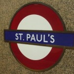 St. Paul's Tube Station