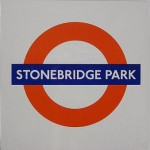 Stonebridge Park Tube Station London