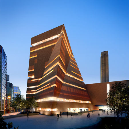 Guide to Tate Modern Art Gallery London
