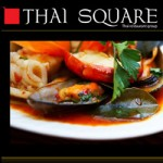 Thai Square Restaurants London