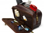 Packing a Dopp Kit