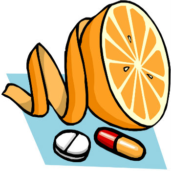 how to get rid of mono with vitamin c
