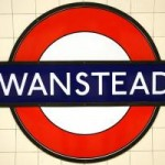 Wanstead tube station in London