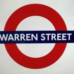 Warren Street Tube Station
