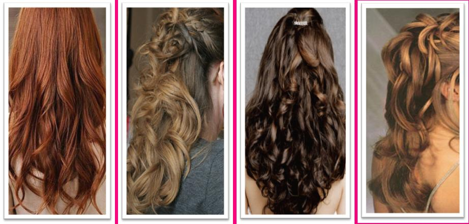 How to do Wavy Hairstyles with Long Hair