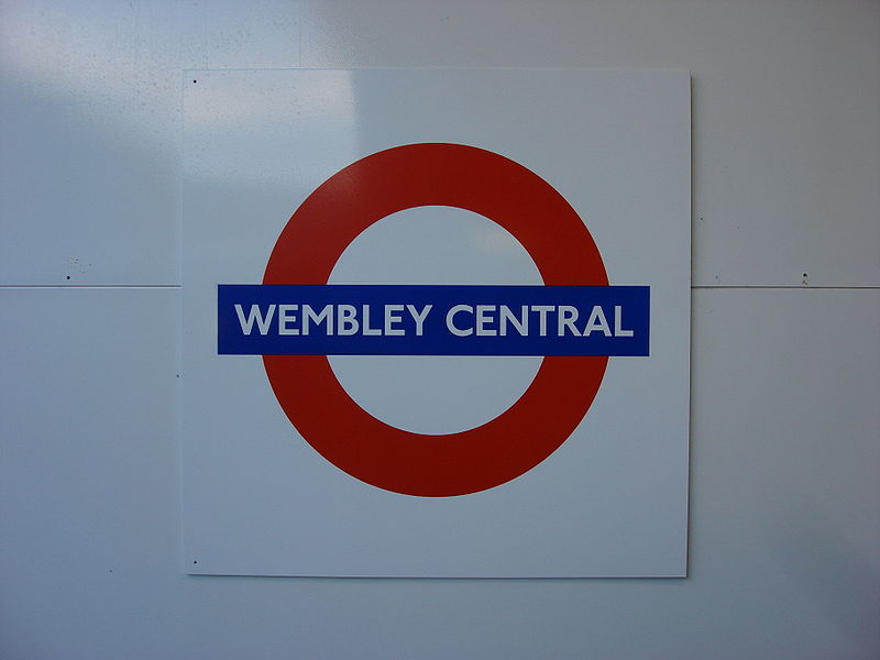Wembley Central Tube Station