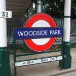 Woodside Park Tube Station