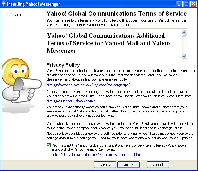 What is the best yahoo messenger version