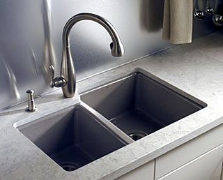 Cleaning Your Kitchen Sink