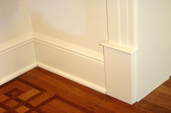 Cleaning Your Baseboards