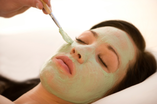 Making a Face Mask for Oily Skin