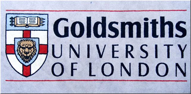 goldsmiths uni of london