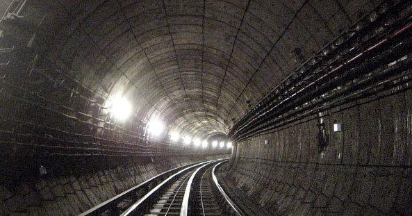 Jubilee Tube Line In London