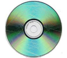 Repairing Scratched DVD's