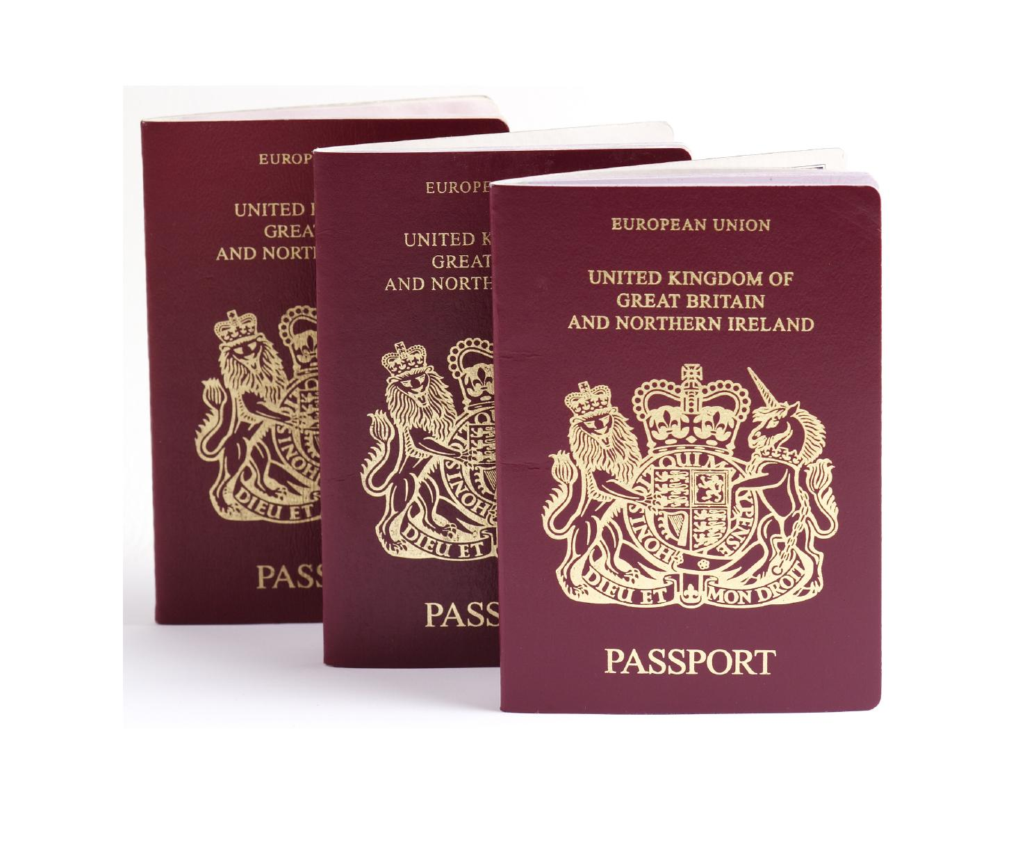 What is the cost to renew a british passport