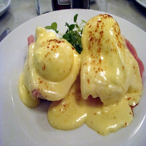 About Egg Benedict Day