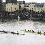 The Boat Race in London