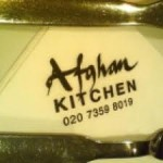 Afghan Kitchen Restaurant London