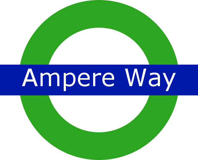 Ampere Way Tram Station