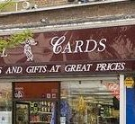 Angel Cards Shops London