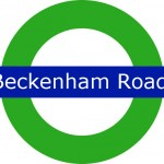 Beckenham Road Tram Stop